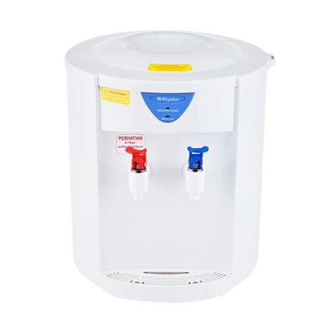 Dispenser Miyako Wd 185 H jual miyako wd 186 h dispenser air harga kualitas terjamin blibli