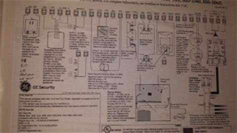 help with adt system ge model 5973803 is manual 1069563