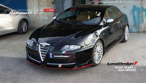 Alfa Romeo Performance Parts by Alfa Romeo Gt Kit Lenzdesign Performance