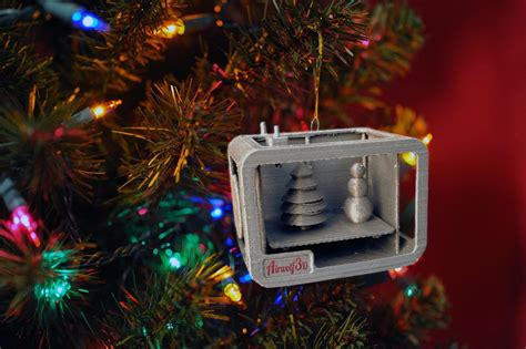 the holidays go high tech with unique 3d printed christmas