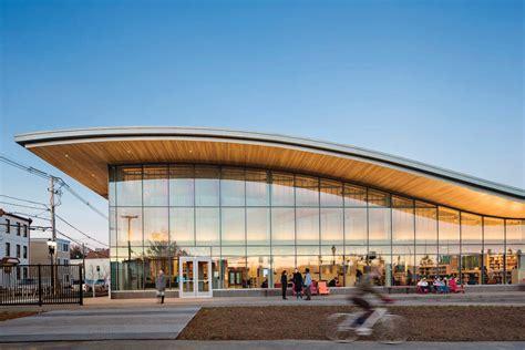 boston landscape architecture firms boston library east boston branch architect