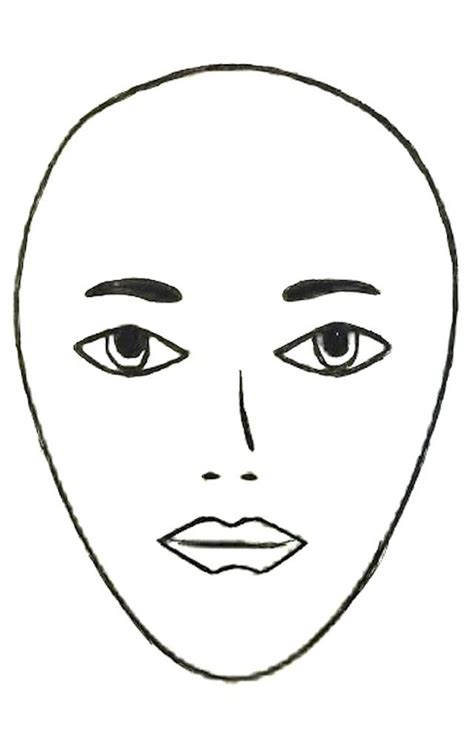 hair for face shape with no chin how to measure to determine your face shape