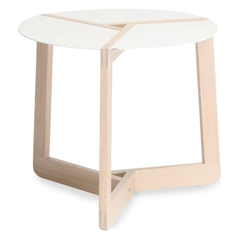 white top side table pi small side table small side table dot