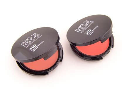Make Up Hb make up for hd blush