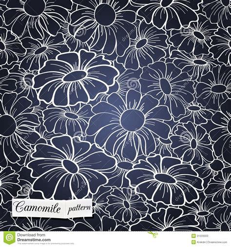 textile pattern website chamomile pattern stock vector illustration of herbs