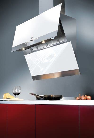 Sexy kitchen extractor hood from Franke   Kitchen