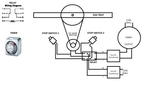 diagram of an incubator egg turner schematic backyard chickens