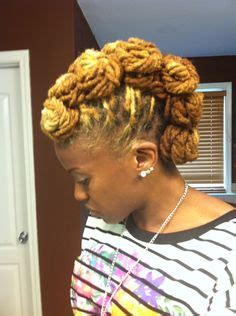 flo hawk hairstyles elegant locs updo for short locs locs updo beauty