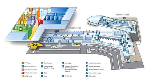 Bus Floor Plans Flughafen Graz 220 Bersichtspl 228 Ne Fluginformationen