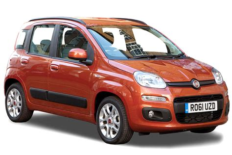 Fiat Auto by Fiat Panda Hatchback Review Carbuyer
