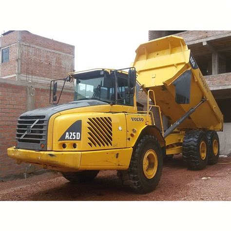 volvo rock trucks volvo rock truck supplier worldwide used a25d
