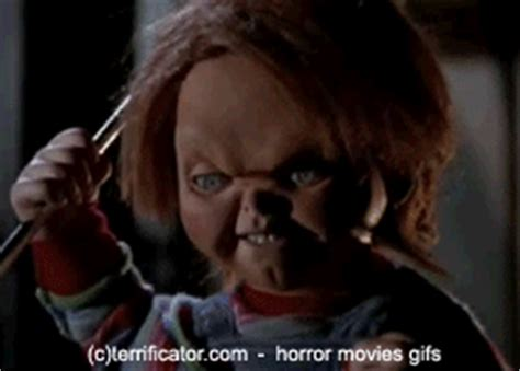 download film horror chucky michael first kiss gif horror gifs horror movies with