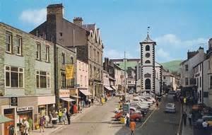 Keswick main street between 1963 the bmc100 amp 1968 timothy whites