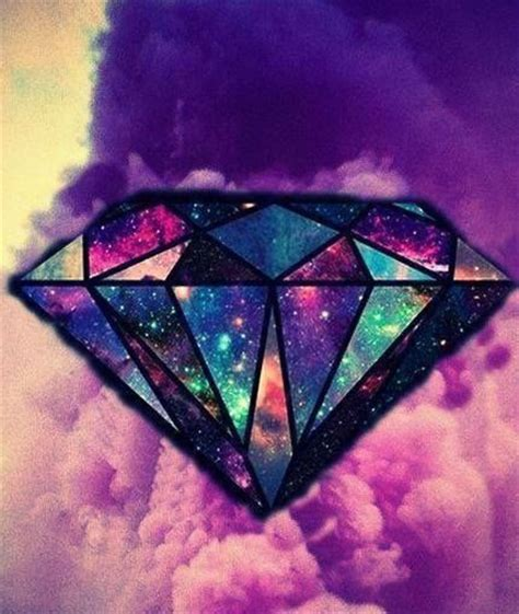 galaxy wallpaper with emoji 6tribes on i love hipster and diamonds