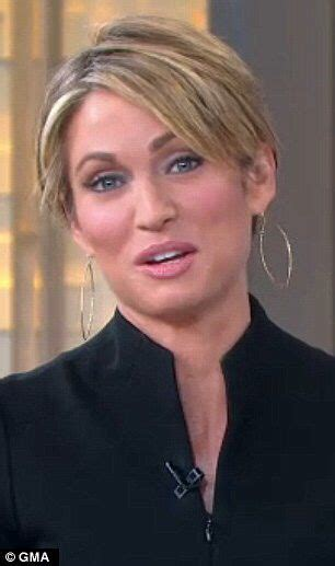 amy zee hair styles best 35 amy robach images on pinterest celebrities