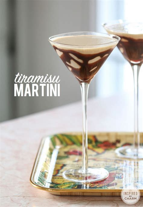 martini dessert tiramisu martini coconut rum dr oz and irish