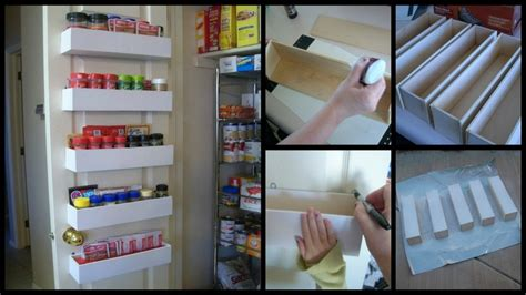 diy pantry spice rack diy pantry door spice racks the owner builder network
