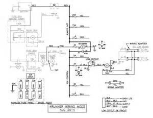 fog light wiring diagram toyota images