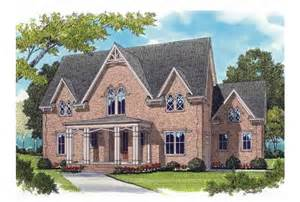 Gothic Revival House Plans by Gothic Revival Style House Plans Eplans