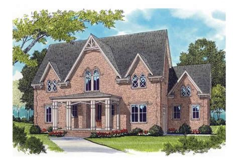 gothic revival style homes gothic revival style house plans eplans