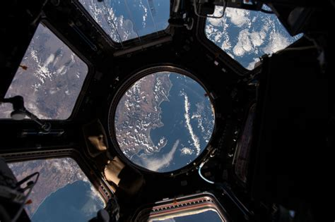 cupola iss cape town south africa from the iss cupola may 16th