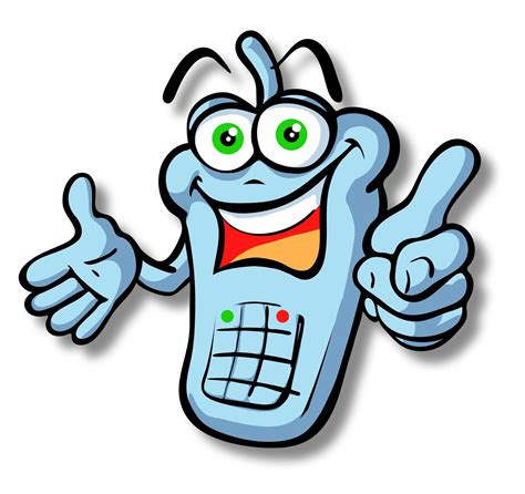 cartoon themes cell phone cartoon pictures of cell phones cliparts co