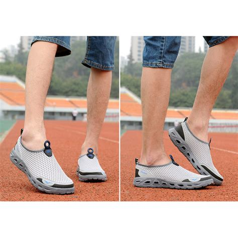 Sepatu Wakaisepatu Tomssepatu Slip On sepatu slip on sport pria size 43 gray jakartanotebook