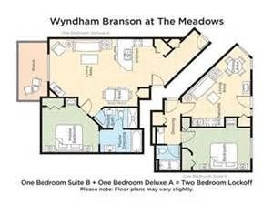 Wyndham Branson At The Meadows Floor Plans Wyndham Branson At The Meadows Endless Vacation Rentals