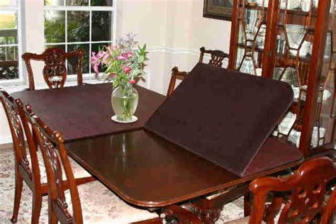dining room table cover protectors dressler table pad company custom made dining room table