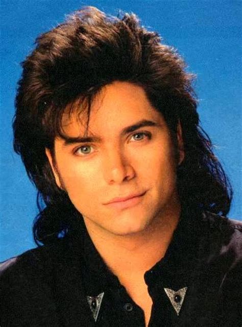 Stamos Hairstyle by Classic Hairstyles With Medium Mullet Hair For From