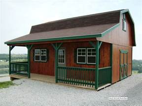gambrel roof with porch shed studio design gallery