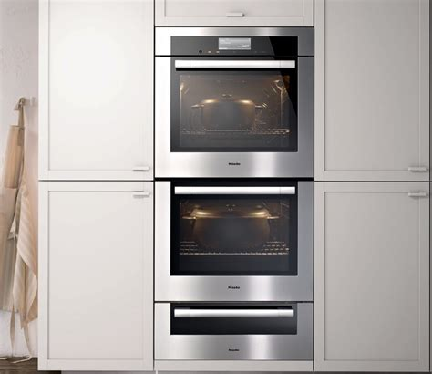 Microwave Usatec miele 30 quot convection oven stainless steel