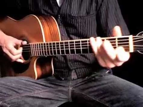 Wedding Bell Fingerstyle by Learn Fingerstyle Guitar Freight Tutorial 2 Tab