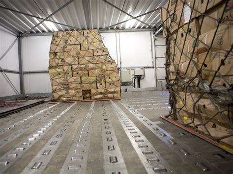 air freight loading  unloading systems   air