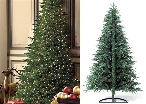 attractive space saving christmas tree inspirations