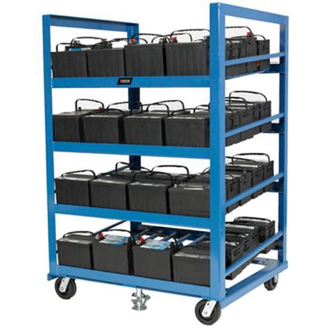 Battery Rack by Automotive Battery Rack