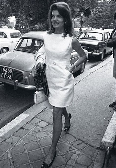 Cq Secrets What Were Buying Coveting And Talking About by I M Coveting Jackie S White Shift Dress Jackie O