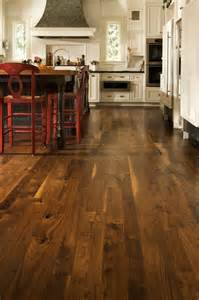 Hardwood Floor In Kitchen Wooden Kitchen Floors Ideas Trendy Mods