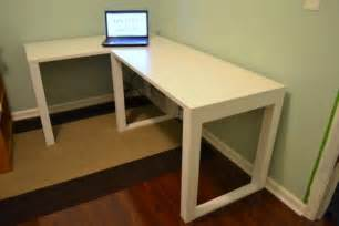 How To Build An L Shaped Desk Diy Desk 5 You Can Make Bob Vila