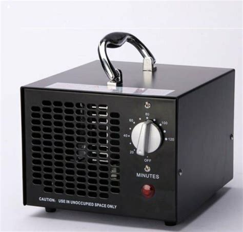 air purifier ionizer ozone generator deodorizer sterilizer black commercial new ebay