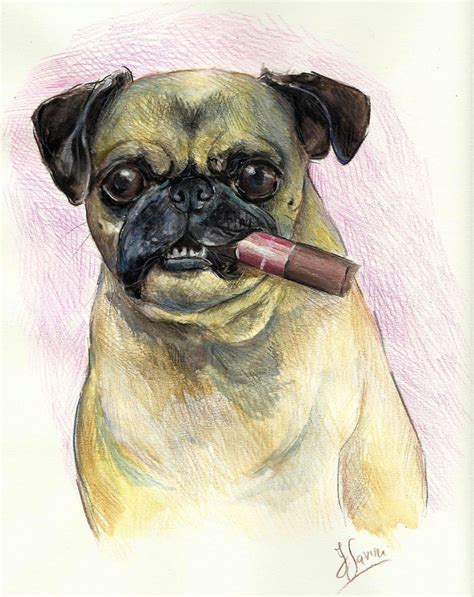 frank pug frank the pug by francyfra on deviantart