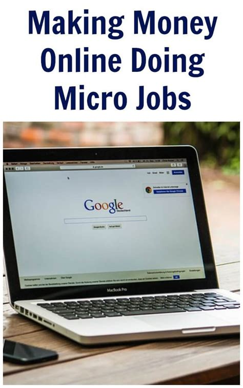 Money Making Jobs Online - making money online doing micro jobs thinking outside the sandbox business