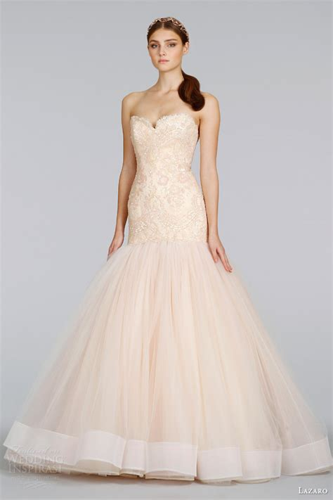 lazaro wedding dresses 2014 lazaro 2014 wedding dresses pinkous