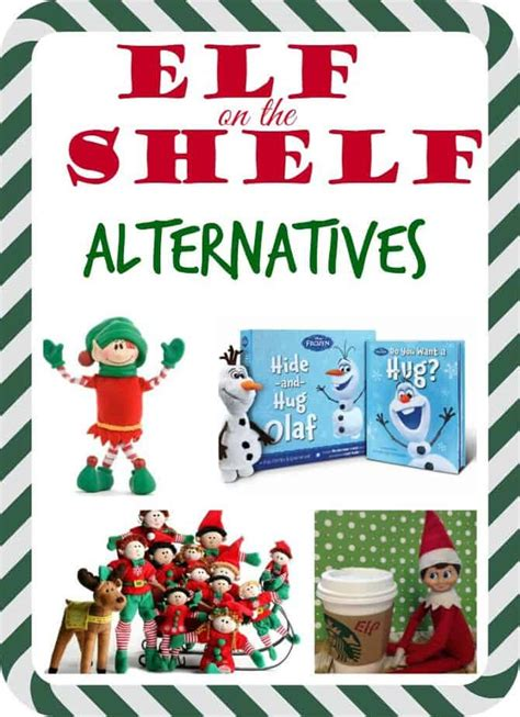 elf   shelf alternatives