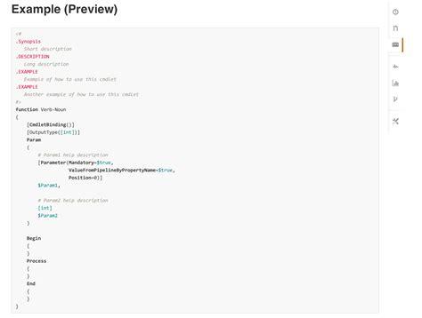 exiucu biz powershell function template