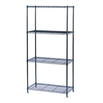 commercial kitchen wire shelving safco 36 in commercial wire shelving kitchen nopart