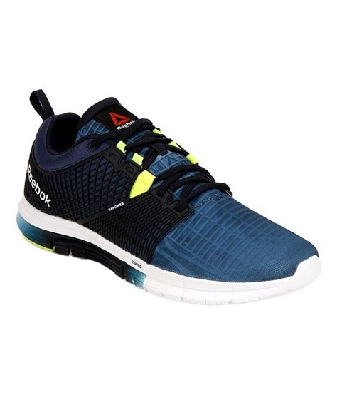 Reebok Running Abu No 42 reebok blue and black running sports shoes buy reebok