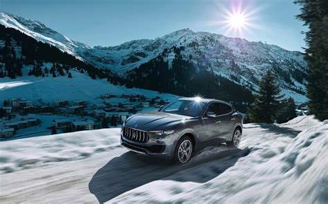 maserati cars wallpapers 2016 maserati levante wallpaper hd car wallpapers id 6208