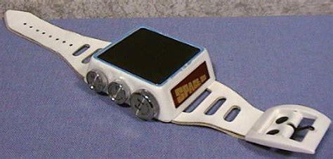 Vanity New York Space 1999 Memorabilia Collection Wrist Radio