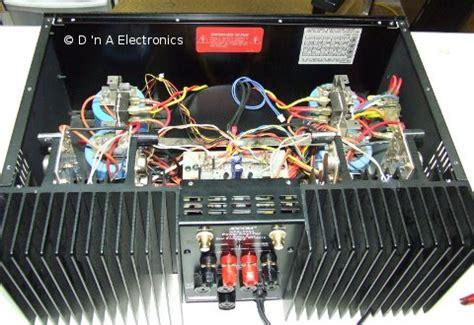 adcom gfa 555 capacitors d n a electronics adcom gfa 555ii picture gallery adcom gfa 555ii restoration adcom gfa